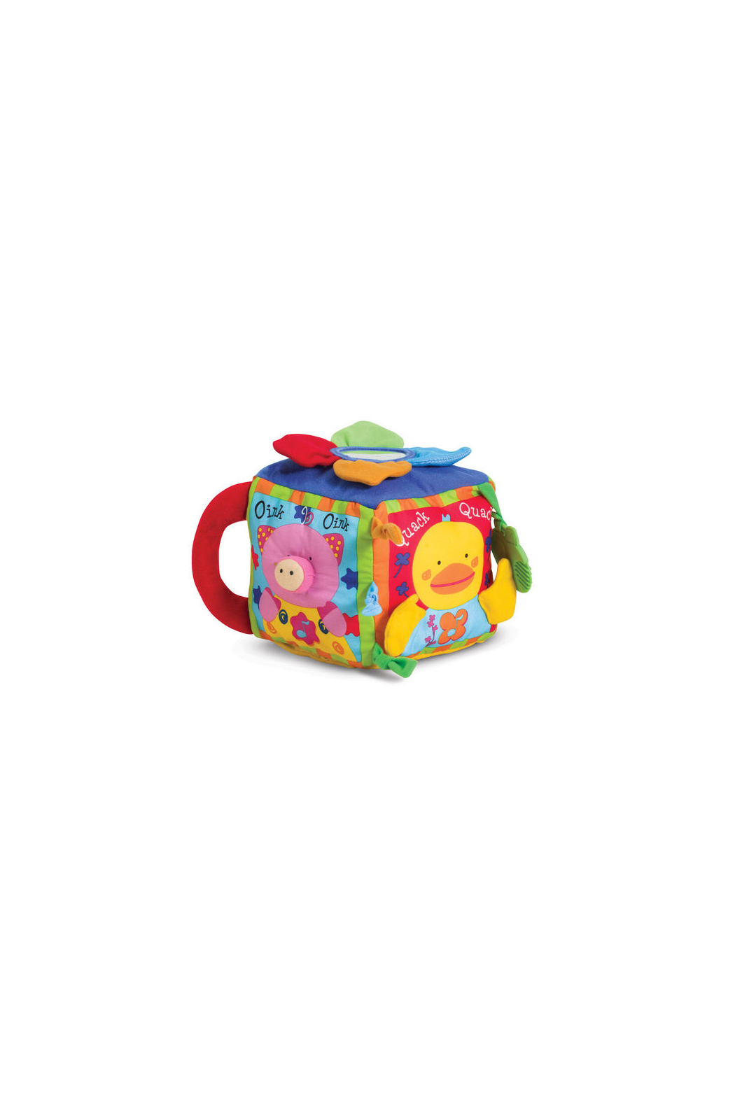 Melissa and Doug Musical Farmyard Cube - Front Cropped Image