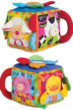 Melissa and Doug Musical Farmyard Cube - Alternate List Image