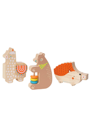 Manhattan Toy Company Musical Forest Trio - Product Mini Image