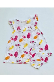 Mud Pie Muslin Popsicle Dress - Front cropped