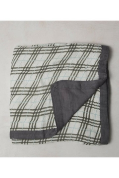 Shoptiques Product: Muslin Quilt Plaid