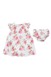MudPie Muslin Rose Dress - Product Mini Image
