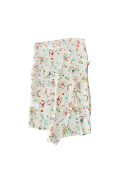 loulou LOLLIPOP Muslin Swaddle - Alternate List Image