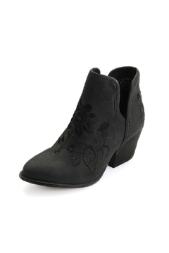 Shoptiques Product: Ambar Embroidered Bootie