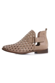 Musse & Cloud Taupe Caila Bootie - Product Mini Image
