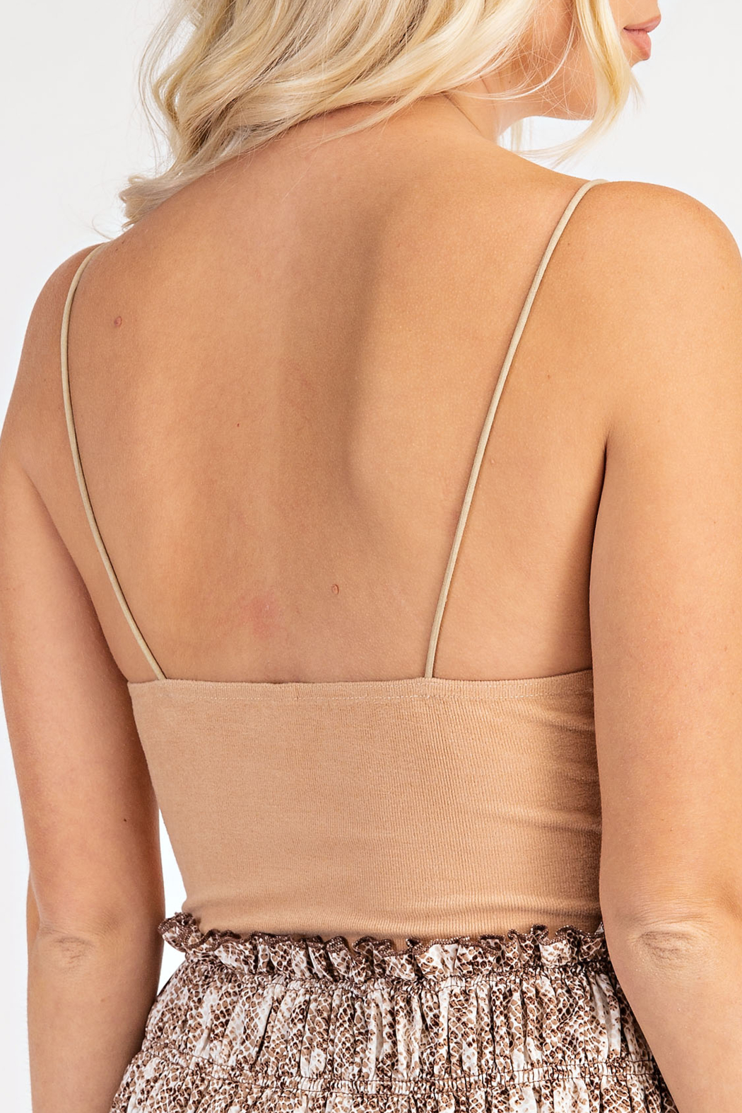 Glam Must Have bodysuit - Front Full Image