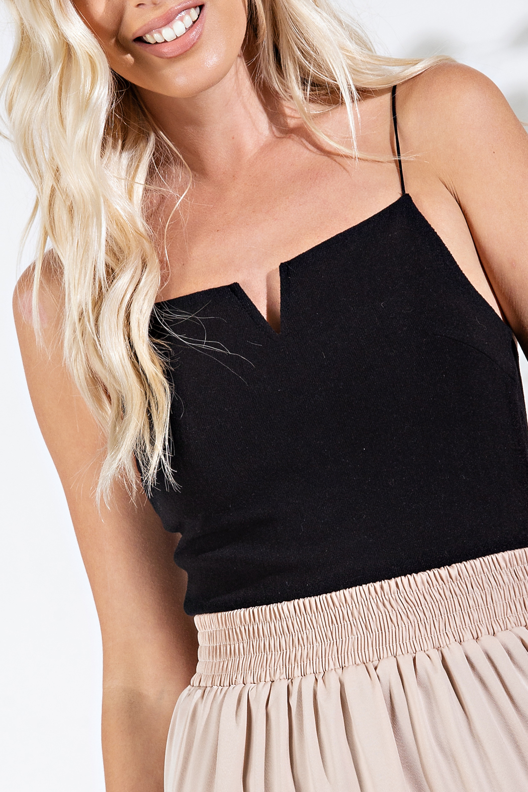 Glam Must Have bodysuit - Front Cropped Image
