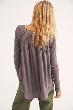 Free People Must Have Henley - Alternate List Image