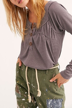 Free People Must Have Henley - Product List Image