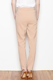 Must Have Ruffle Pocket Trousers - Back cropped
