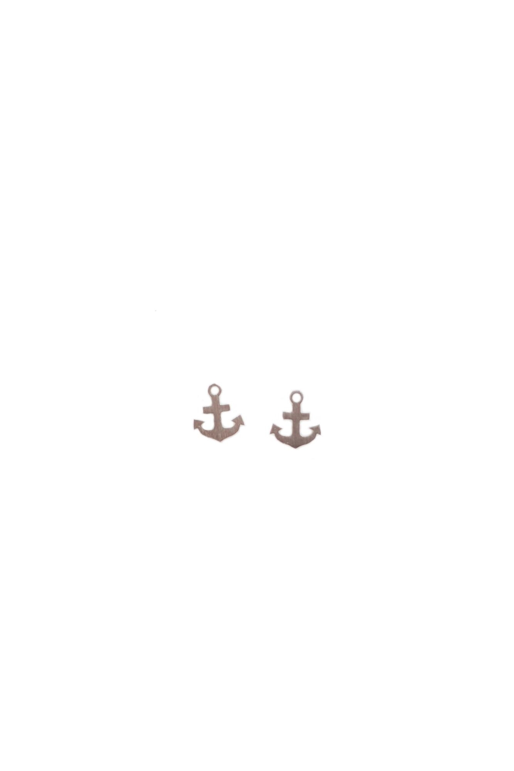 Must Have Anchor Earrings - Main Image