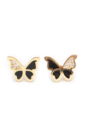 Must Have Butterfly Earrings - Front cropped