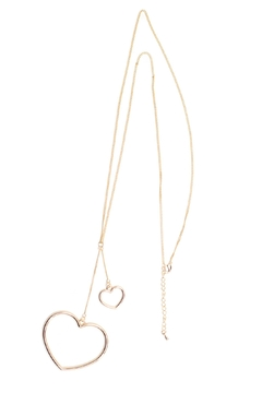 Must Have Heart Pendant Necklace - Product List Image