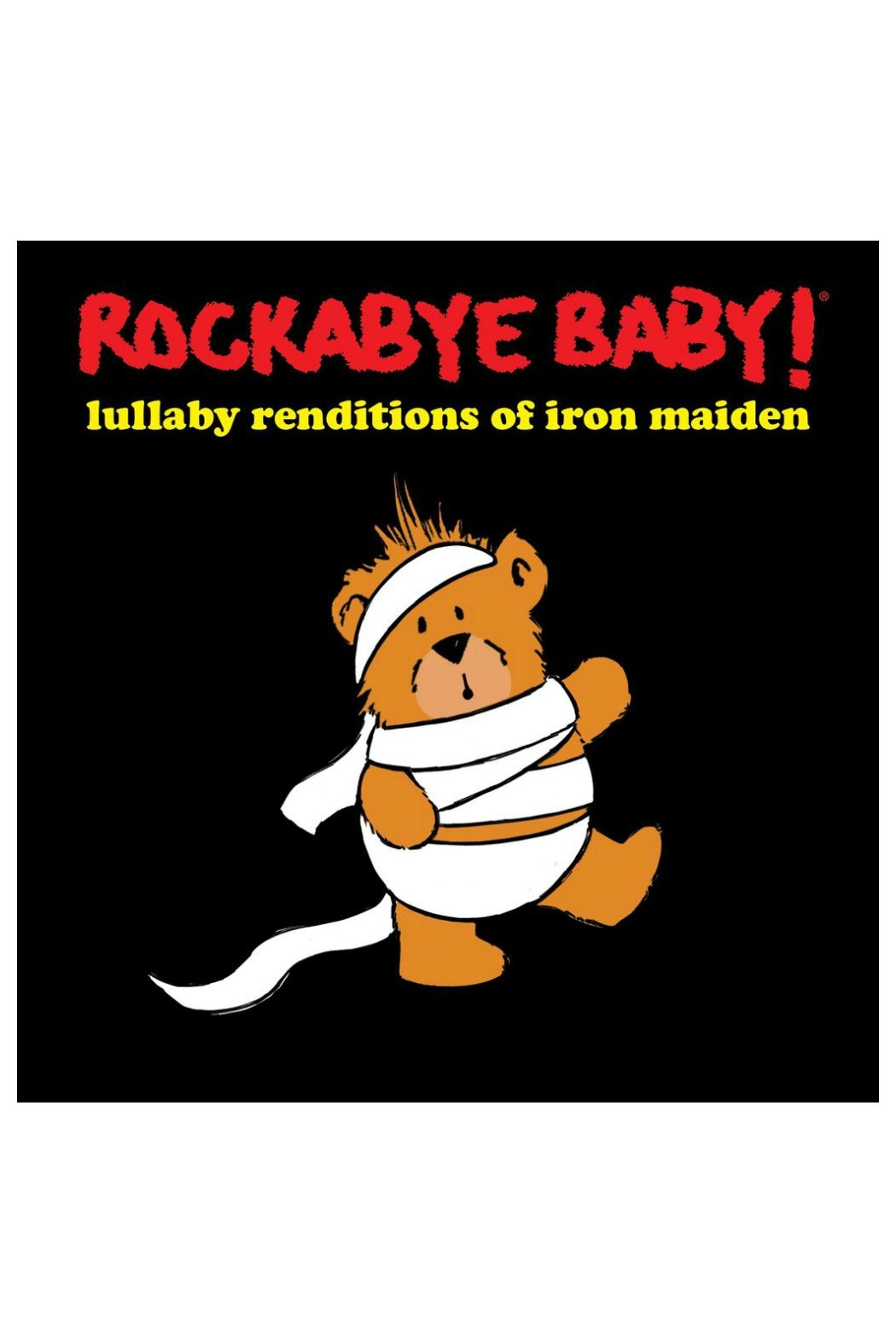 Must Have Rock Lullaby Cd's - Main Image