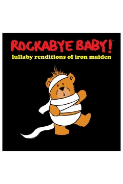 Shoptiques Product: Rock Lullaby Cd's