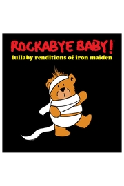 Must Have Rock Lullaby Cd's - Front cropped