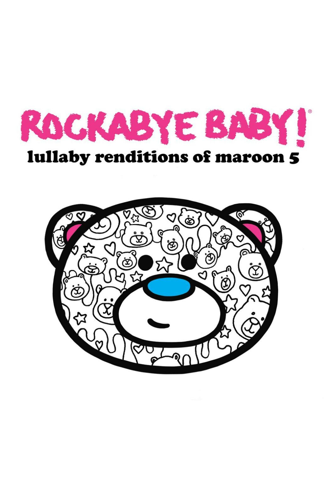 Must Have Rock Lullaby Cd's - Front Cropped Image