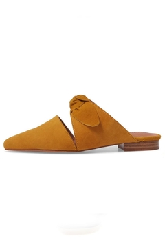 Jeffrey Campbell Mustard Bow Mule - Product List Image