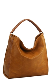 Handbag Republic Mustard Chic-Hobo Bag - Product Mini Image