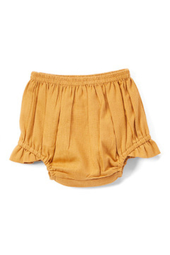 Shoptiques Product: Mustard Colored Diaper Cover