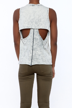 Shoptiques Product: Back Detail Tank