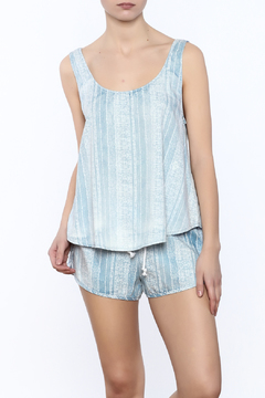 Shoptiques Product: Denim Tank Top