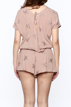 Mustard Seed Pink Embroidered Top - Alternate List Image