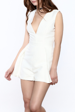 Mustard Seed Good Afternoon Romper - Product List Image