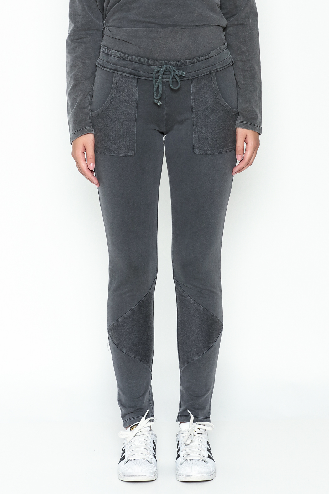 Mustard Seed Inside Patch Pants - Main Image
