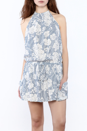 Shoptiques Product: Printed Halter Dress