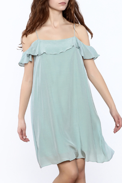 Shoptiques Product: Sage Ruffle Dress
