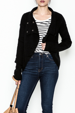 Mustard Seed Black Long Sleeve Cardigan - Product List Image