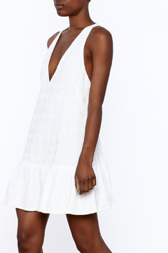 Mustard Seed White Flare Dress - Product List Image