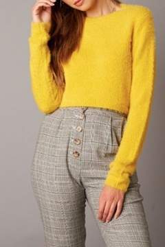 Shoptiques Product: Mustard Sweater