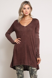 Mustard Seed Basic V Neck Top - Other