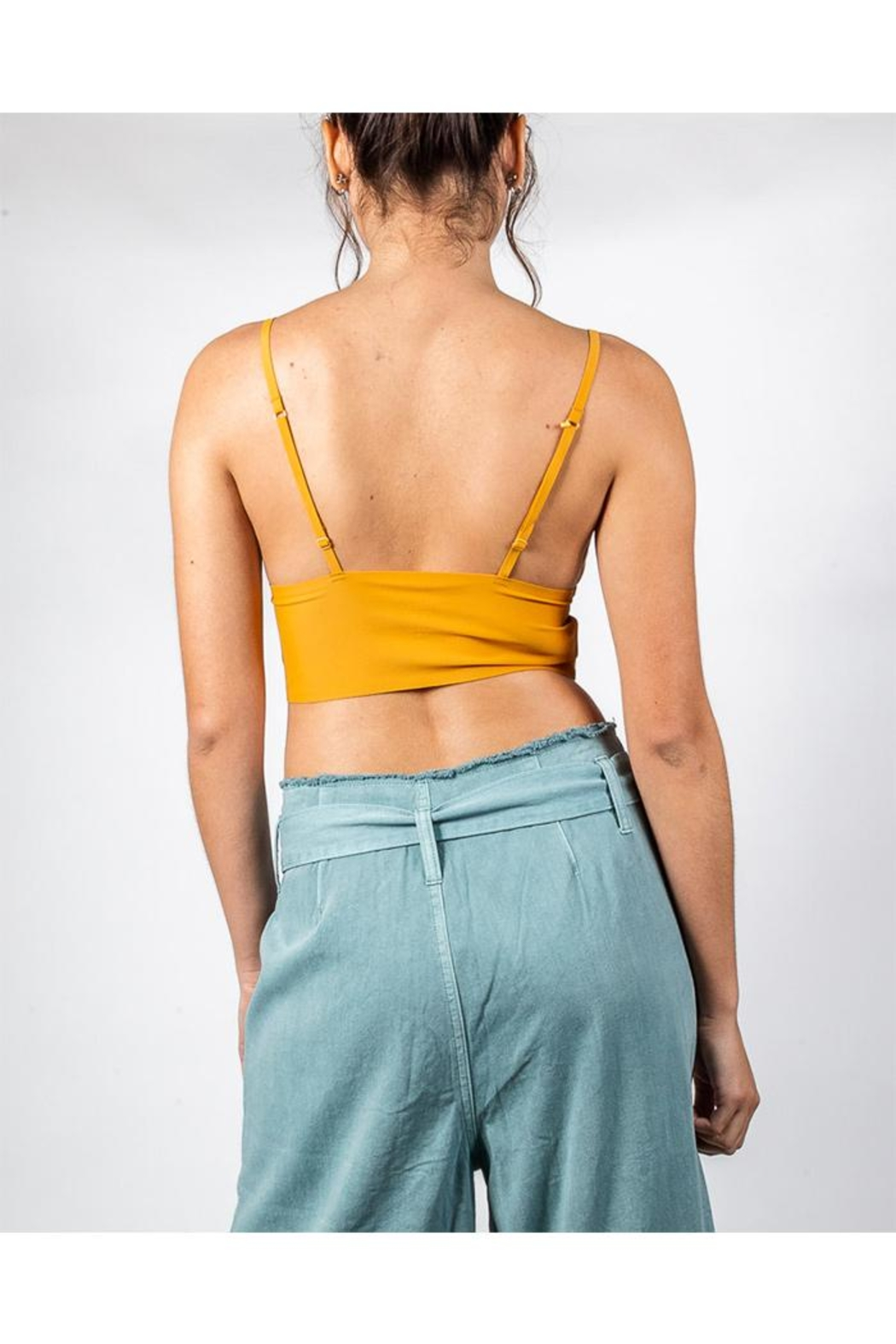 Mustard Seed Beachy Wide-Leg Pant - Side Cropped Image