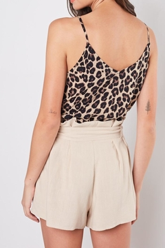 13100aaa49 Mustard Seed Buttoned Leopard Cami - Alternate List Image ...