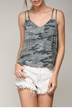 Mustard Seed Camouflage Tank - Product List Image