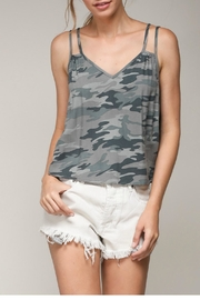 Mustard Seed Camouflage Tank - Product Mini Image