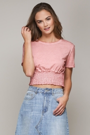 Mustard Seed Corsette Bottom Blouse - Other