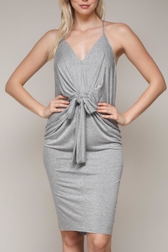 Mustard Seed Front Draped Dress - Product List Image