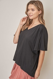 Mustard Seed Loose Fit Tee - Front full body