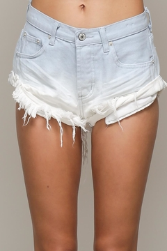 Shoptiques Product: Ombre Denim Shorts