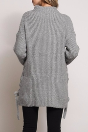 Mustard Seed Side Bow Sweater - Side cropped