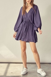 Mustard Seed Truffle-Color Mini Dress - Other