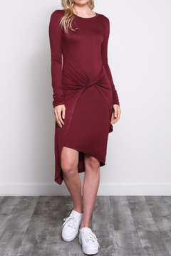 Shoptiques Product: Twisted Midi Dress