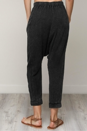 Mustard Seed Vintage Woven Pants - Back cropped
