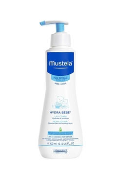 Mustela Hydra Bebe Body Lotion, Daily Moisturizing Baby Lotion for Normal Skin, with Natural Avocado Perseose - Alternate List Image