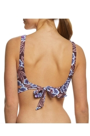 O'Neill Muted Floral Bikini-Top - Side cropped