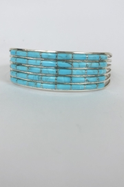 Jan Jachimek Muti-band Turquoise Bracelet - Product Mini Image